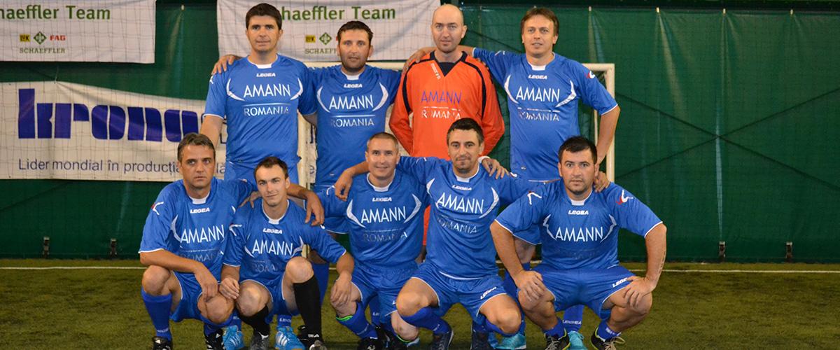 amann-echipa