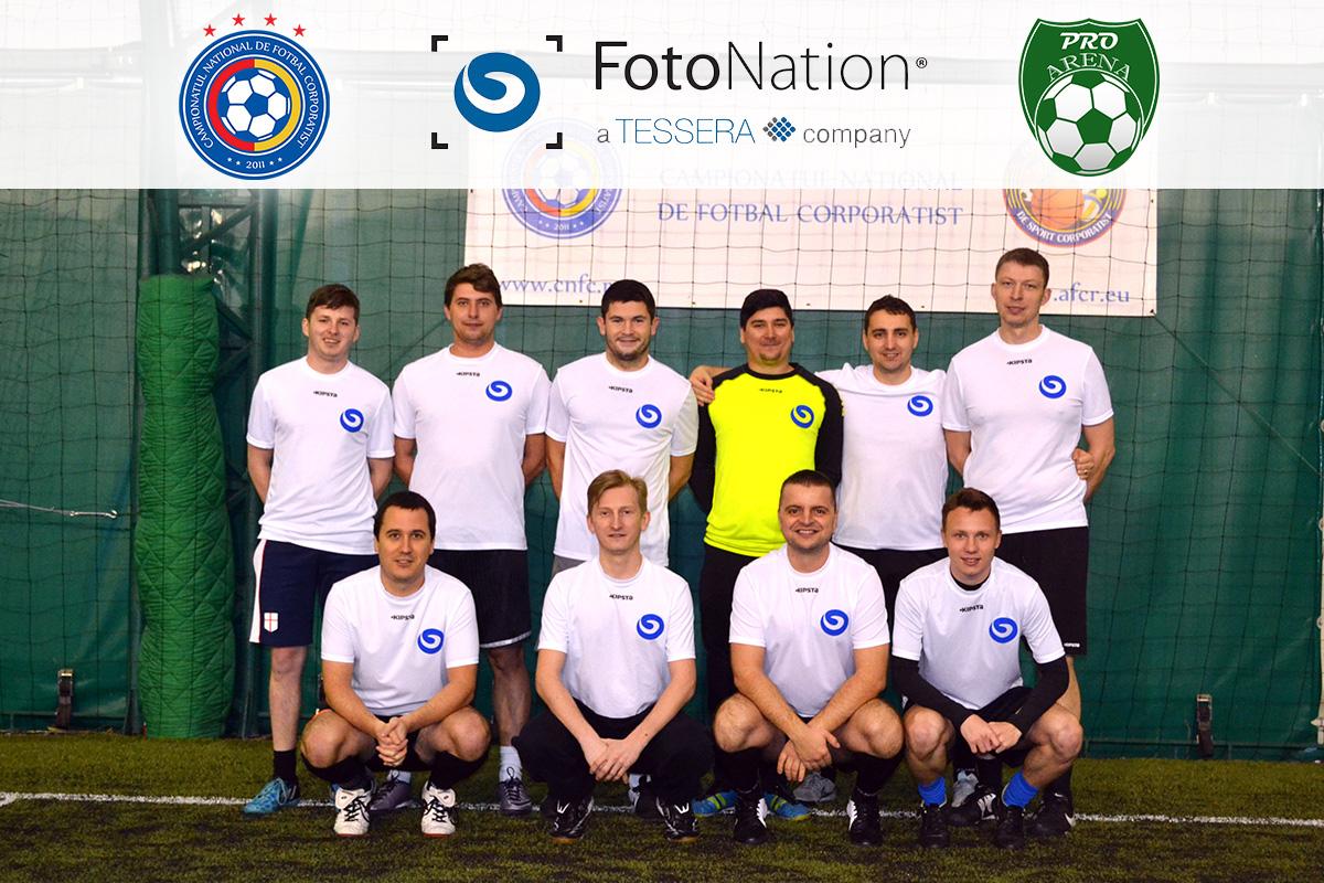echipa minifotbal fotonation brasov