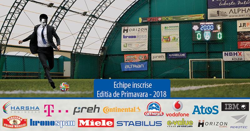 CNFC, Editia de primavara 2018