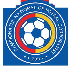 logo campionatul national de fotbal corporatist brasov