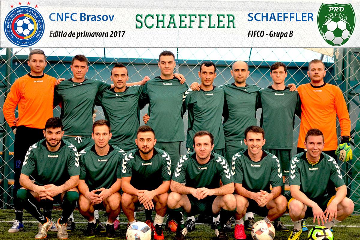 echipa minifotbal schaeffler romania
