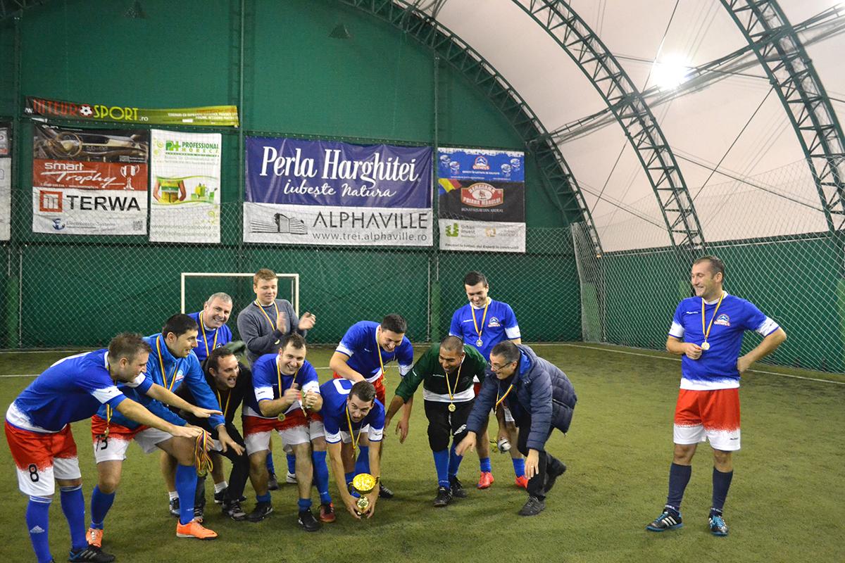 campionatul national de fotbal corporatist
